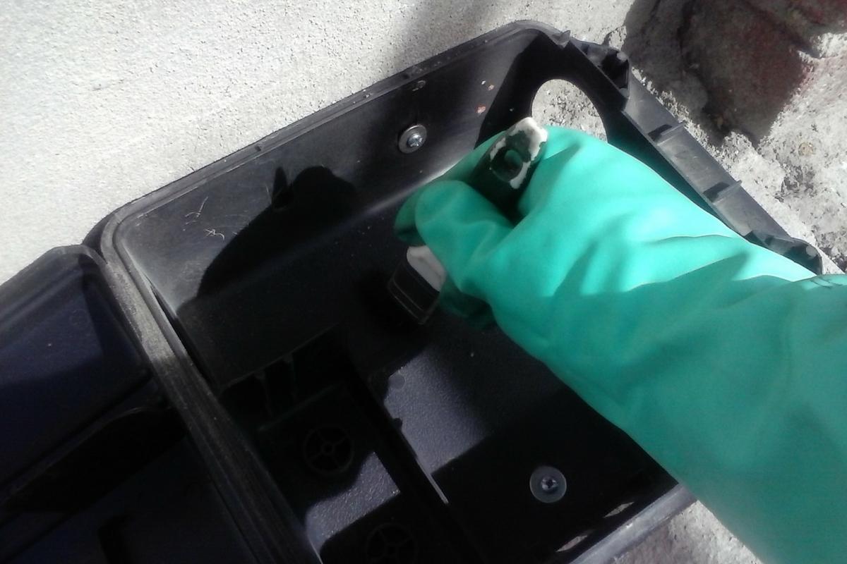 servicio de fumigación y control de plagas
