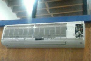 principales fallas en los equipos de aire acondicionado