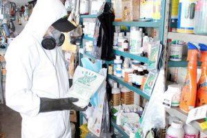 Manejo y uso seguro de los plaguicidas urbanos